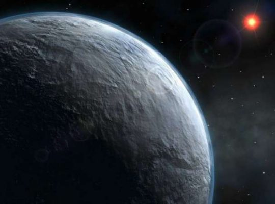 Researchers Discover Solar System With Two Jupiter-Sized and Two Saturn-Sized Planets