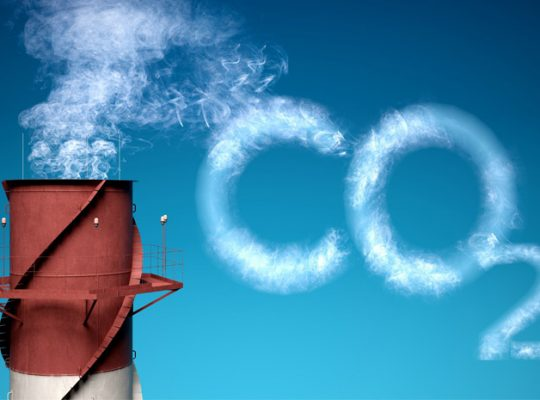 Scrub CO2 from Air