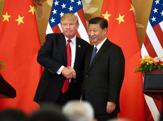 US Is Planning More Tariffs If Trump-Xi Meeting Doesn't Work, Say Sources