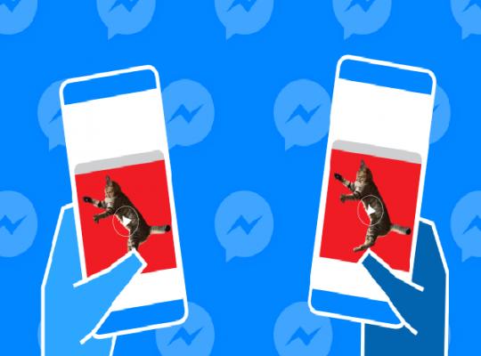 Facebook Messenger Watch Videos Together